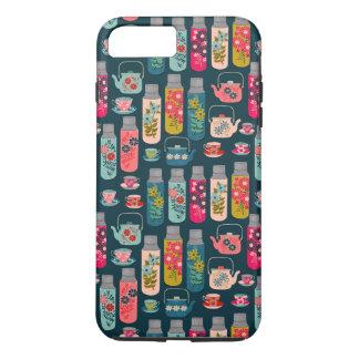 Flower Tea Vintage Florals / Andrea Lauren iPhone 7 Plus Case