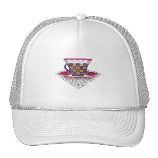 Flower Teacup Hat