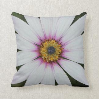 flower throw cushion