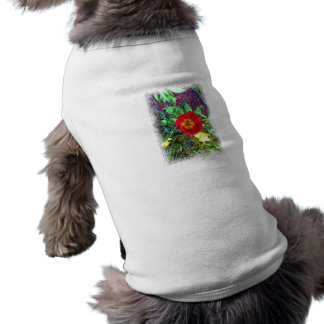 Flower Tulip drawing Shirt