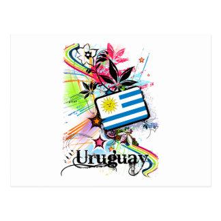 Flower Uruguay Postcard