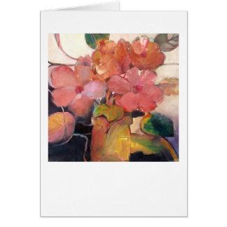 Flower Vase No. 3 • Michelle Abrams - card