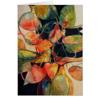 Flower Vase No. 5 • Michelle Abrams - card
