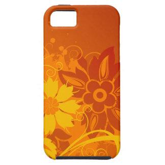 Flower Vectors Tough iPhone 5 Case