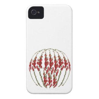 Flower VERCORDIA Show Case-Mate iPhone 4 Case