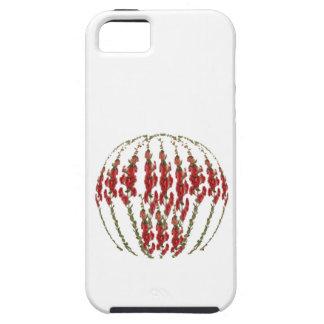 Flower VERCORDIA Show iPhone 5 Cases