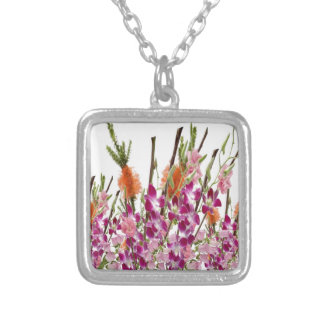 Flower VERCORDIA Show Personalized Necklace
