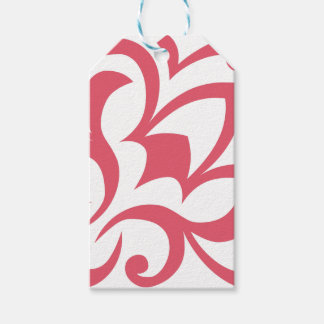 FLOWER VINTAGE GIFT TAGS