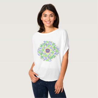 Flower Wall T-Shirt