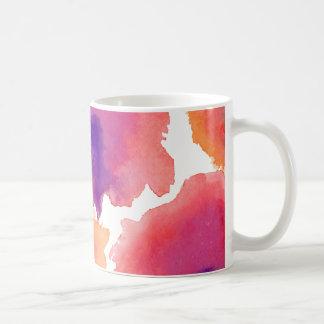 Flower Watercolor Mug