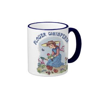 Flower Whisperer Coffee Mug