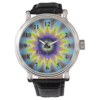 Flower Within a Flower Wristwatch