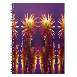 Flower Works Notebook