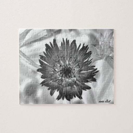 flower xray jigsaw puzzle
