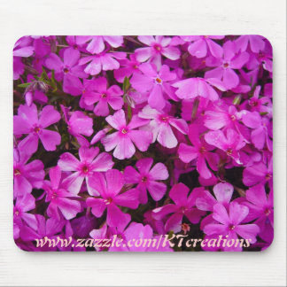 Flowerbed 1 mouse pad