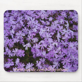 Flowerbed 2 mouse pad