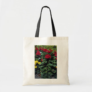 Flowerbed Canvas Bags