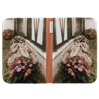 Flowerbed Kindle 3G Covers