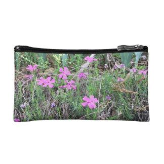 Flowerbed Mackup Bag