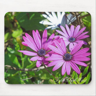 Flowerbed Mouse Pad