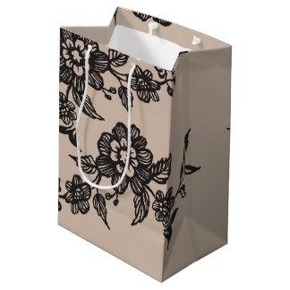 Floweret | Rustic Medium Gift Bag