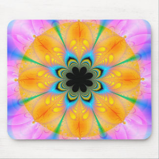 flowerfeathers mouse pads