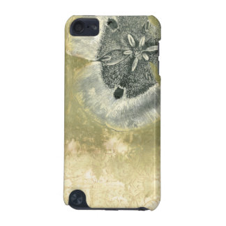 Flowerhead Abstract with Glazed Texture iPod Touch 5G Cover