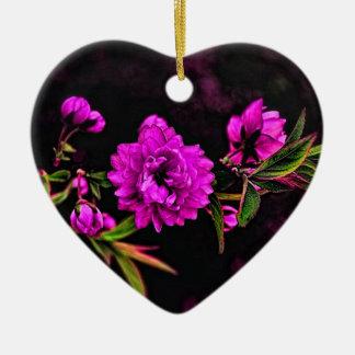 Flowering almond with a little twist.jpg ceramic heart decoration