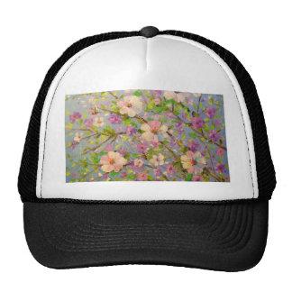 Flowering Apple Cap