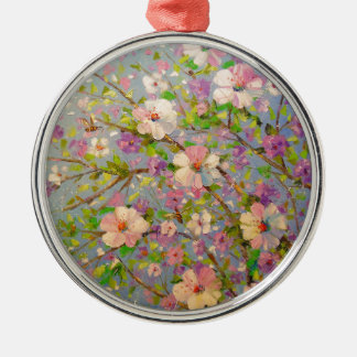 Flowering Apple Christmas Ornament
