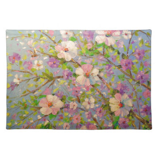 Flowering Apple Placemat