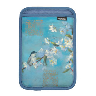 Flowering Branches iPad Mini Sleeve