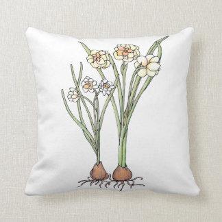Flowering Bubls Pillow