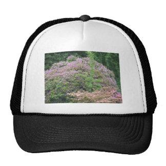 Flowering Bush Mesh Hat
