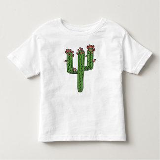 flowering cactus t-shirt or bodysuit