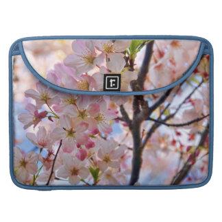 Flowering Cherry Blossom Tree Rickshaw Flap Sleeve