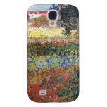 FLowering Garden, Vincent Van Gogh