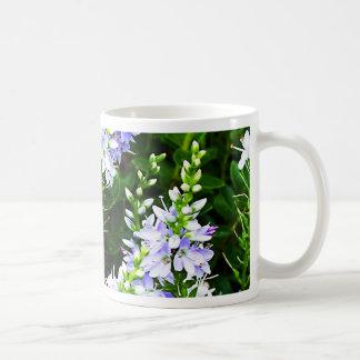 Flowering Hebe Coffee Mug