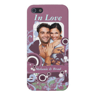 Flowering Love Cover For iPhone 5/5S