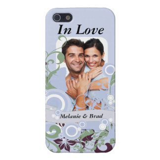 Flowering Love iPhone 5/5S Covers