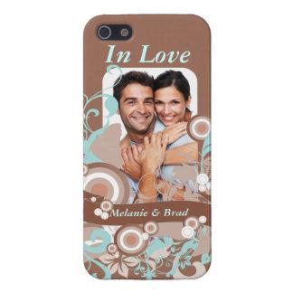 Flowering Love iPhone 5 Cases