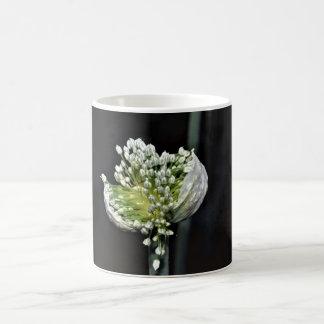 Flowering Spring Onion Coffee Mug