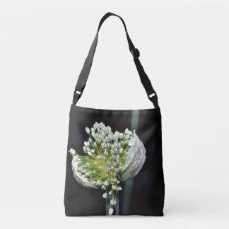 Flowering Spring Onion Crossbody Bag