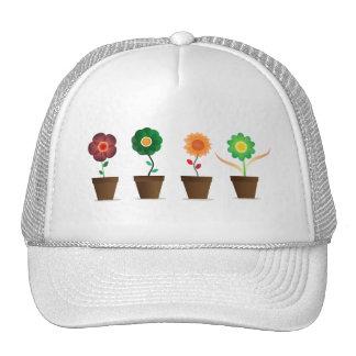 Flowerpot Cap