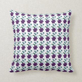 Flowerpot Pillow Cushion