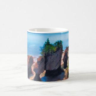 Flowerpot Rocks Coffee Mug