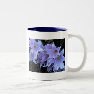 flowers2 Two-Tone mug