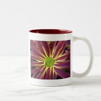 flowers3 Two-Tone mug