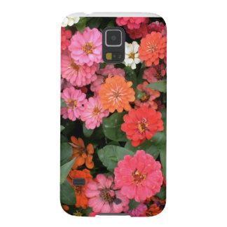 Flowers 15 framed version, colorful flowers bloomi galaxy s5 cover