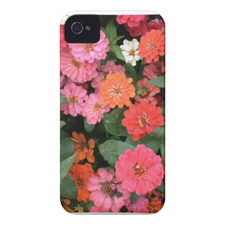 Flowers 15 framed version, colorful flowers bloomi iPhone 4 cases